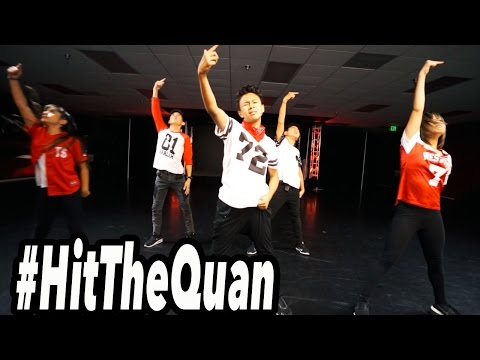 HIT THE QUAN Dance | #HitTheQuan #HitTheQuanChallenge @MattSteffanina Choreography @iHeartMemphis