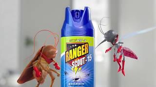 เปิดตัว โฆษณา สเปรย์กำจัดแมลง เรนเจอร์ สเก้าท์  -15