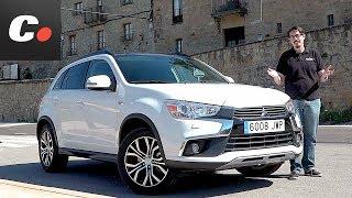 Mitsubishi ASX | Prueba / Test / Review en español | Coches.net