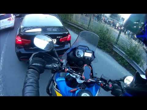 Polis Sireni / Ponçik Motorcu Arkadaşla Komik Anlar