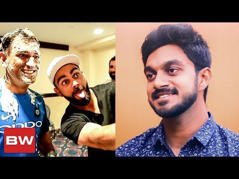 The High Feeling of being a part of Indian Dressing Room | Cricketer Vijay Shankar | MT140