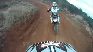 Go Pro - Pista de Motocross Pitanga - PR