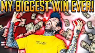 My Biggest Online Poker Win Ever! $12,000 For First!!!