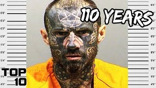 Top 10 Scary Inmates Who Have Served The Most Time In Prison