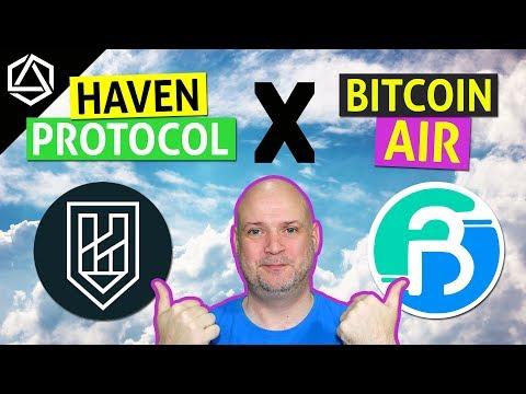 Haven Protocol (XHV) x Bitcoin Air (XAP)