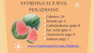 Diabetic Recipes | Wicked Watermelon-blueberry Ice Pops
