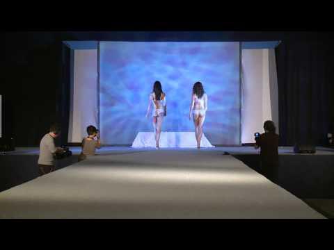 Défilé Charlott Lingerie 2013 - Collection Attitude lingerie
