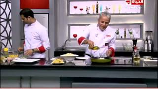 برنامج المطبخ – الشيف يسرى خميس – حلقة السبت 7-6-2014 – Al-matbkh