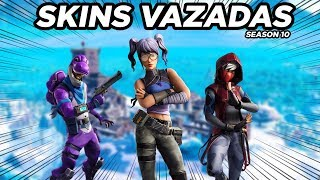 * NEW * SKINS, EMOTES, GLIDERS AND LEAKED BACKPACKS-FORTNITE SEASON X