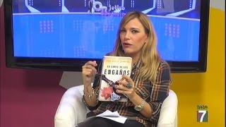 Luis García Jambrina presenta su última novela 'La corte de los engaños' en Tele7