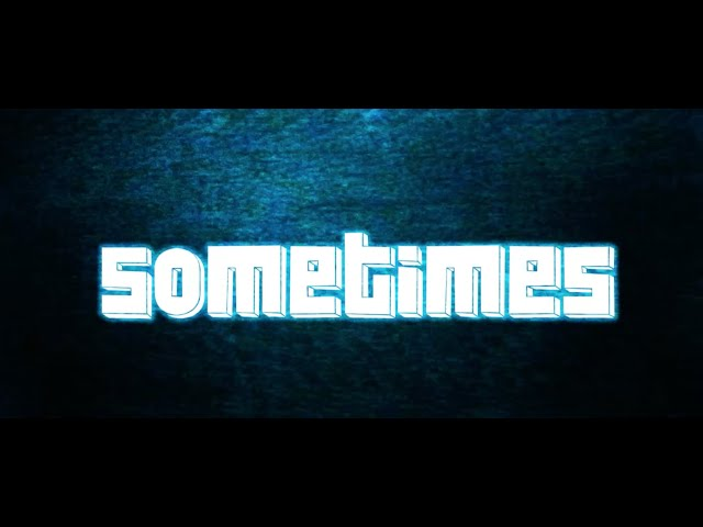 Romney Lewis - Sometimes (Official Lyric Video)