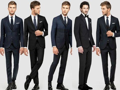 TIPS/Como vestir a un hombre para una boda