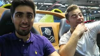 Driving Bugatti in Dubai, The Most Expensive Car Event in the World