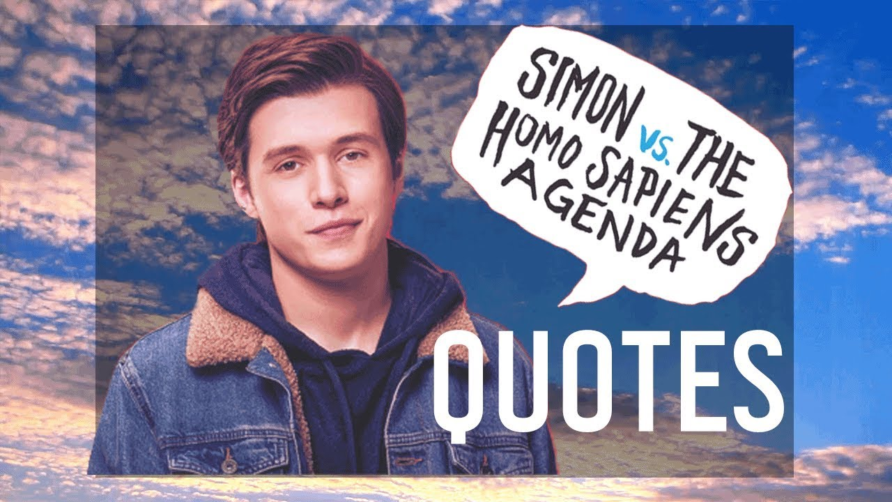Simon vs. the Homo Sapiens Agenda Quotes by Becky Albertalli