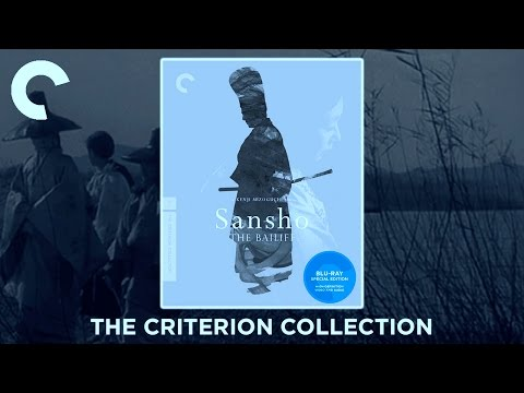 Sansho the Bailiff (山椒大夫 Sanshō Dayū) (1954) The Criterion Collection Blu-ray Digipack