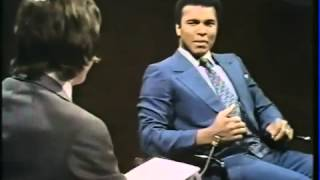 Muhammad Ali i converted to islam and i am not slave anymore