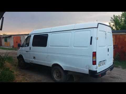 ГАЗ 2705 обзор новой покупки
