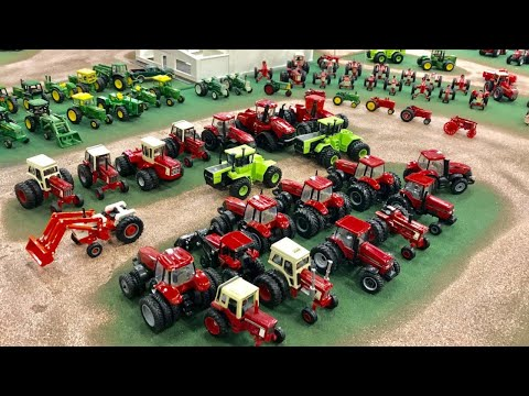 The Schlief's Tractor Show