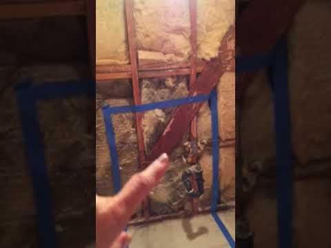 3 floor bathroom layout