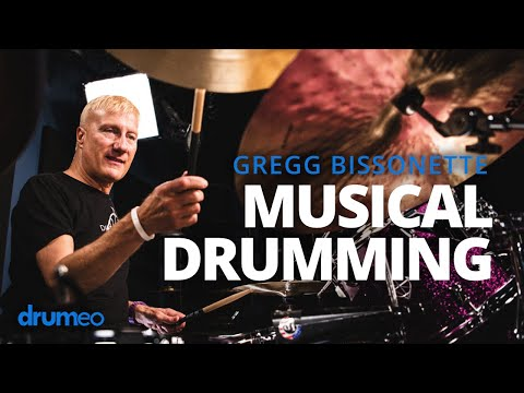 Musical Drumming In Different Styles - Gregg Bissonette