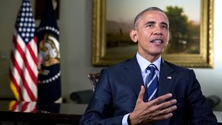 Weekly Address: Ensuring America Leads the World Into the Next Frontier