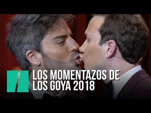 Los momentazos de los Goya 2018