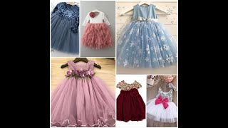 Baby frock design 2019/latest net frocks for baby girl/baby frock design 2019