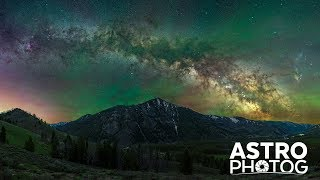 Star Tracker vs. Single Image | Why you need a Sky Tracker Mount for your Milky Way Photography