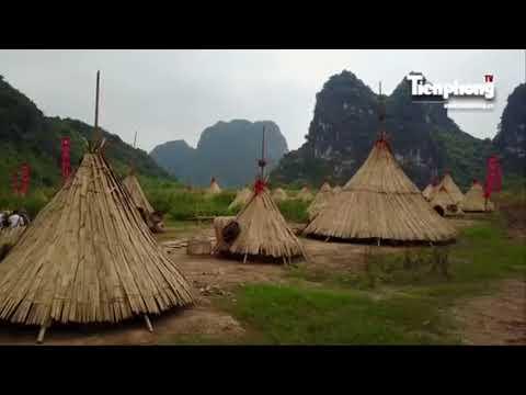 Phim Trường Kong: Skull Island tại Tràng An