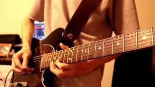 【弾いてみた】実況中継 / RADWIMPS(ギター)