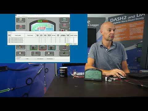 Race Technology DASH2 PRO Configuration Software