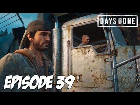 DAYS GONE : Deacon Sauveur Du Monde ! | Episode 39