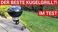 ♨️ GRILLBLITZ: Weber Master-Touch GBS Premium E-5775, E-5770 Kugelgrill Test Holzkohle Grill Review