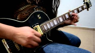 Opeth - A Fair Judgement Solos (Cover)