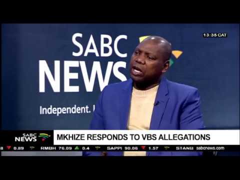 Zweli Mkhize responds to VBS allegations