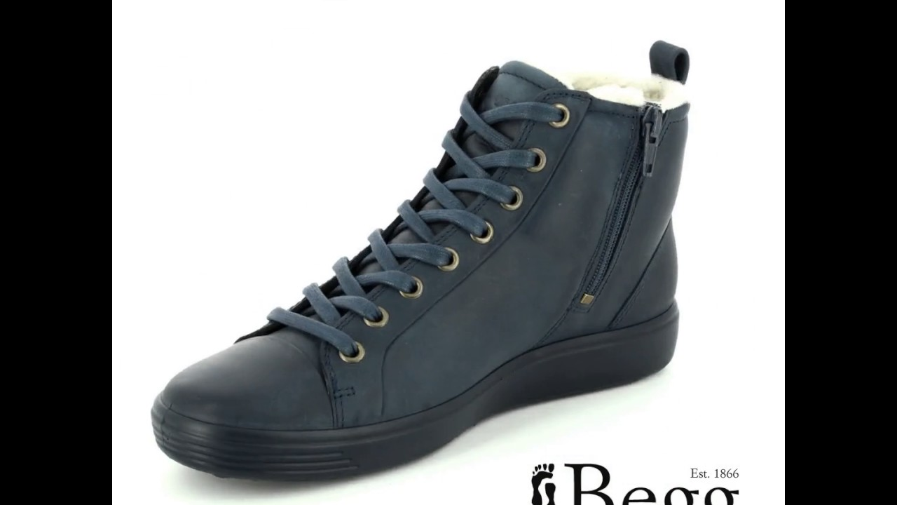 ecco gore tex women's boots