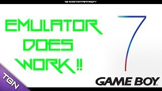 iOS 7 Gameboy Emulator in less than 3 minutes!! iPhone iPad iPod