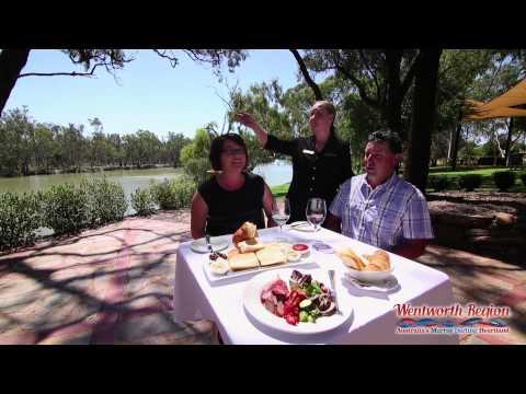 Wentworth Region Tourism Rivers - Australia's Murray Darling Heatland