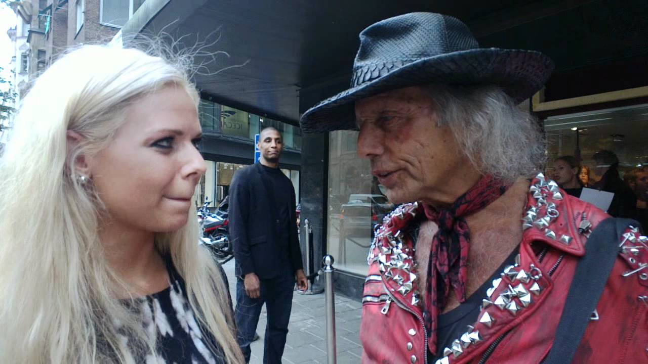 James Goldstein Girlfriend Intervju med James Gol...