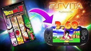 Pasar juegos de PSP al PS VITA! (No necesitas un PSP) 3.68
