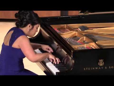 Jennifer Cruz, Pianist – DMA Solo Piano Recital, USC Thornton School of Music – June 2, 2018
