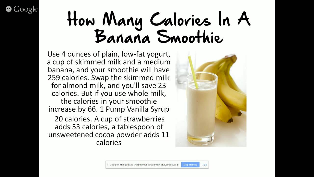 Recipe for homemade weight loss shakes