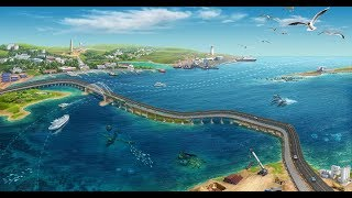 Специальный репортаж Крымский Мост 18.12.17  Двухэтажный поезд Москва — Крым
