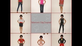 🌸28🌸 Shop My Own Closet 90 Day Challenge|Valentine