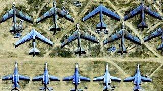 Những nghĩa địa máy bay, xe tăng, tàu quân sự lớn nhất thế giới - Thuyết minh[Bạn có biết]