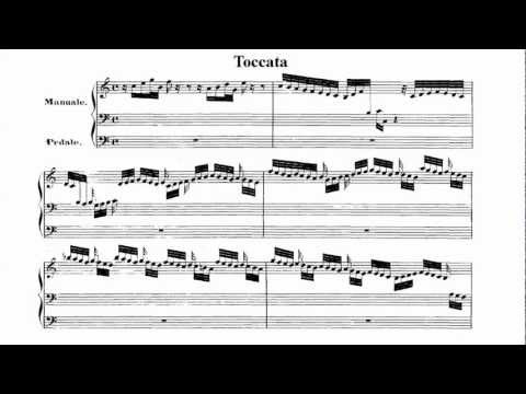 Virgil Fox - Bach - Toccata, Adagio & Fugue In C, BWV 564