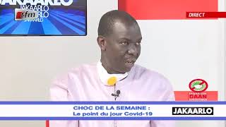 Cas communautaire - un cas contact, Dr Aloyse Diouf explique