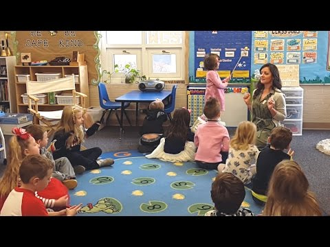 Learning Responsibility With Classroom Jobs