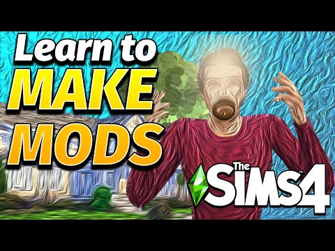 Anyone Can Do It! How To Make Mods In The Sims 4