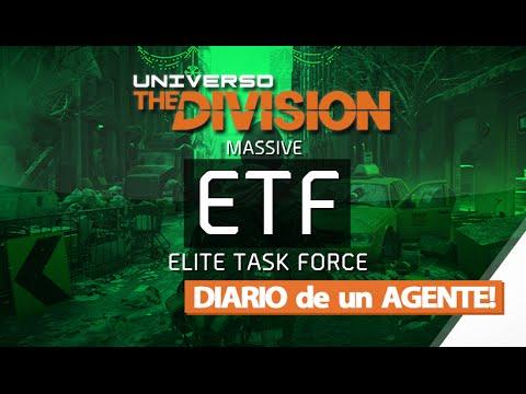 The Division   ¿Cómo fue el ELITE TASK FORCE?